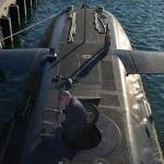 Израиль закурил еще три ударных подводных лодки