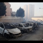Черный четверг в Хайфе: последствия лесных пожаров.