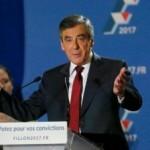 Кандидата в президенты Франции высмеяли за карту Германии с ГДР