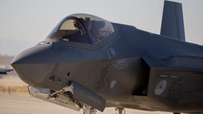 Израиль закупит 50 истребителей F-35 уСША