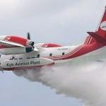 Украинские пожарные самолеты приступили к борьбе с огнем в Израиле