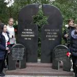 В Одессе открыли памятник жертвам Холокоста