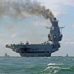 Российские корабли в Средиземном море оттеснили нидерландскую подлодку