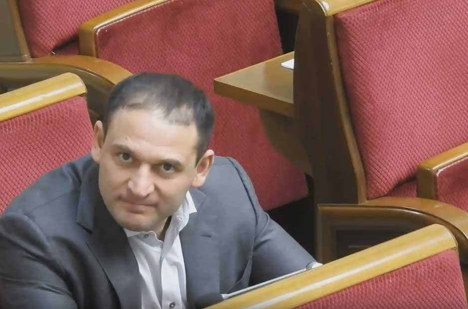 Дмитрий Добкин опять отметился загадочным поведением вРаде