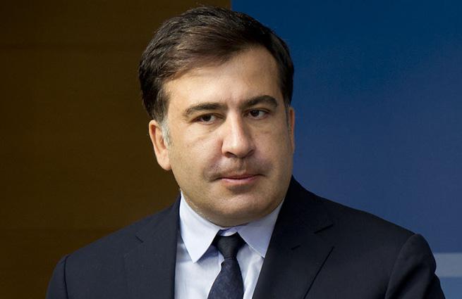 Саакашвили сказал, почему уходит вотставку— Обнаглевшие рожи