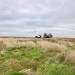 Новая украинская ракета «Ольха» попала в круг радиусом 50 метров (видео)