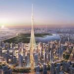 В Дубае строится еще одна самая высокая башня в мире