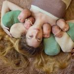 В одесской семье появилось сразу пятеро малышей
