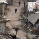 Турция, Россия и Иран ведут переговоры по перемирию в Алеппо