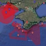 Украина проведет новые стрельбы вблизи акватории Крыма