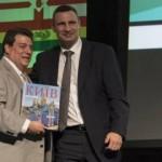 Кличко анонсировал следующий конгресс Всемирного боксерского совета (WBC) в Киеве