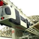 """В Китае запустили Sky Train – самый няшный поезд-""""панда"""" в мире"""