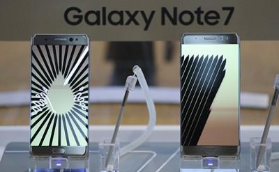 South Korea Samsung Recall