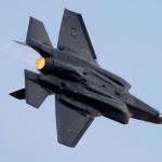 Первый воздушный парад с участием израильских F-35