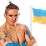 Усик защитил пояс WBO