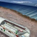 В Стамбуле открыт первый автомобильный тоннель под Босфором