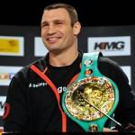 Виталий Кличко стал вечным чемпионом WBC