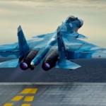На авианосце «Кузнецов» разбился еще один самолет