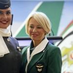 Alitalia запустит ежедневные рейсы между Киевом и Римом