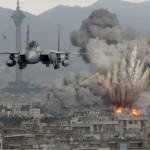 Израиль уничтожил химоружие в Дамаске