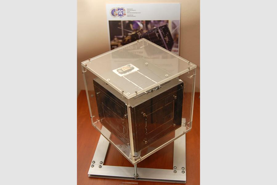 В «КПИ» создали спутник, который отправится вкосмос