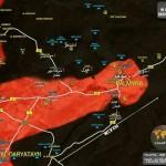 Российские военные бежали из Пальмиры от ИГИЛ, часть убита
