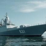 Латвия: «Россия обнаглела». Обнаружен военный корабль РФ около литвийской территории