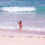 Топ-10 прекрасных розовых пляжей в мире