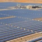 Китайцы и арабы построят гигантскую солнечную электростанцию в пустыне