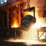 Украина вошла в ТОП-10 мировых лидеров по выплавке стали