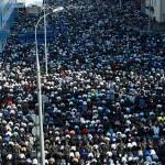 Русские составляют меньше трети населения Москвы