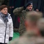 """Премьер-министр Польши солдатам НАТО: """"Мы ждали вас десятки лет!"""""""