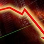 Спад экономики России значительно ускорился в декабре