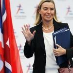 Среди приоритетов на 2017 год Могерини выделила Украину