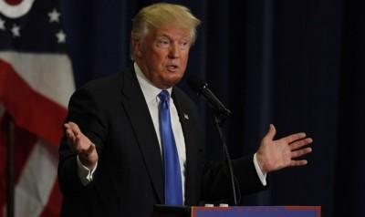 Трамп прокомментировал указ озапрете взъезда вСША гражданам 7 стран