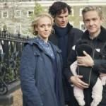 Новый «Шерлок» обошел по рейтингам обращение королевы