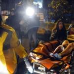Теракт в ночном клубе в Стамбуле: 39 погибших, десятки раненых