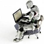 Китайский робот-журналист начал писать для местных газет
