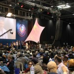 Слет каббалистов в Тель-Авиве: 8 000 человек из 70 стран