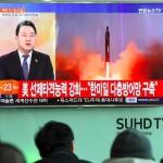 Сеул обвинил КНДР в новом запуске баллистической ракеты