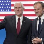 Вице-президент США назвал Россию ответственной за конфликт в Донбассе