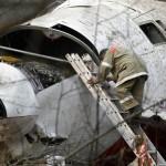 Минобороны Британии проверит обломки самолета Качиньского на следы взрывчатки