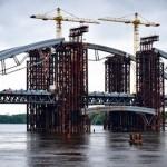 Киев даст более 625 млн. на строительство Подольско-Воскресенского моста