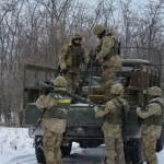 Американская пехотная бригада высадилась на львовщине