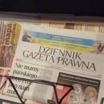 Известная польская газета вышла с приложением на украинском языке