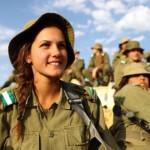 Девушек в армии Израиля стало больше в 4,5 раза
