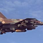 Израильские ВВС сбили вражеский беспилотник