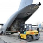 Самолет Ан-178 испытывали на выносливость при загрузке