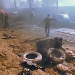 В Сирии взорвали группу российских военных советников