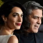 Джордж Клуни ждет двойню